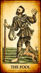 Tarot El Loco