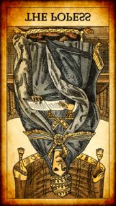 La Papisa Tarot