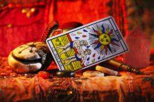 El Sol en el Tarot